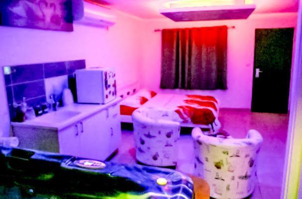 חדר חם ומפנק בבקתה 22
