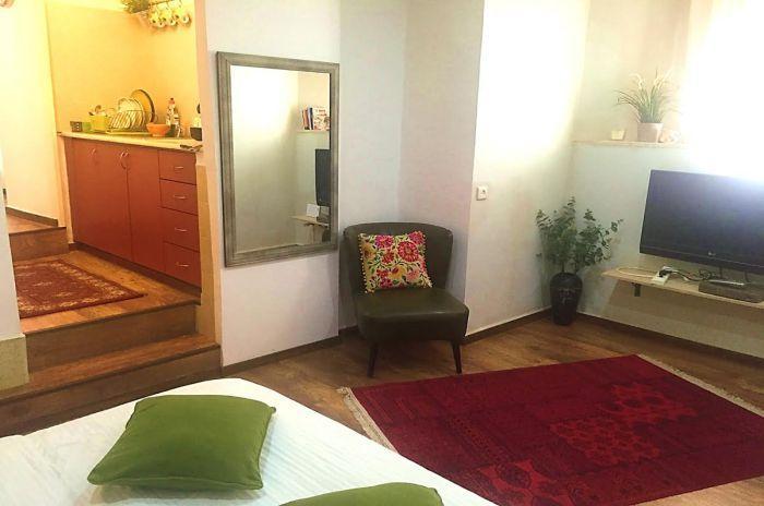 החדר השקט בחיפה