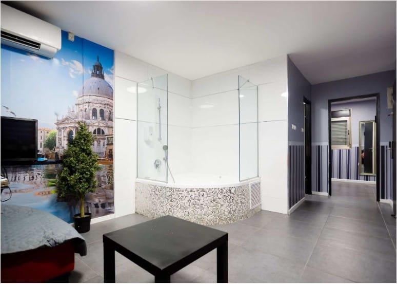 חדר מפנק בירושלים