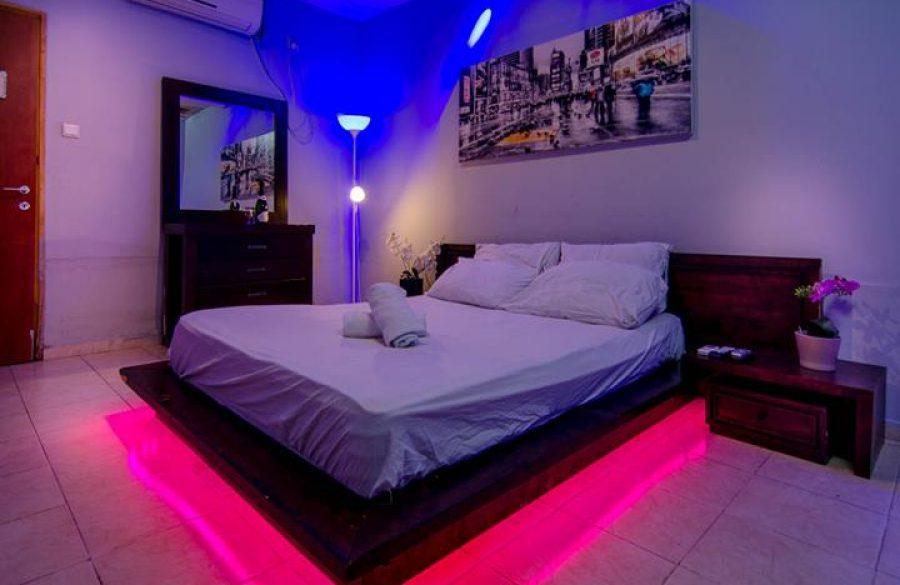 חדרים לפי שעה בתל אביב